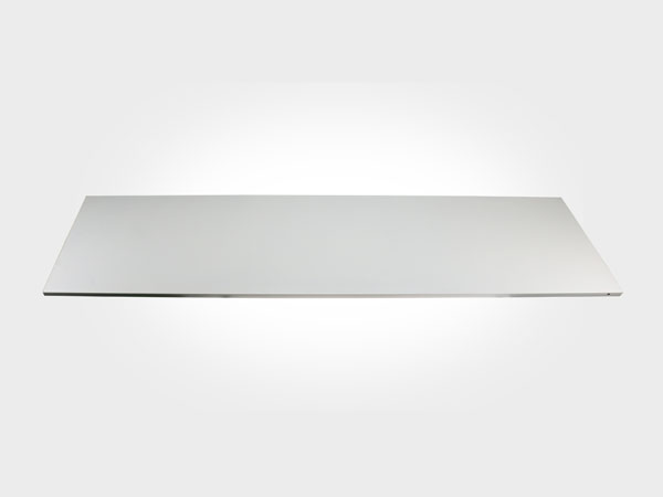 Wall mounted heating panel