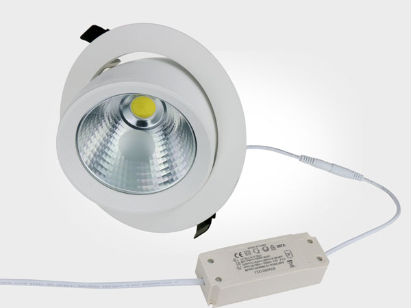 led down light cob 20w 30W 40W 50w